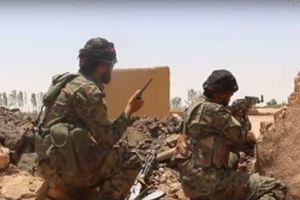 IS đánh bại liên quân Mỹ tấn công, nhiều chiến binh Kurd Syria thiệt mạng
