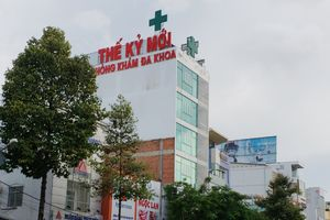 Phòng khám có bác sĩ Trung Quốc vi phạm bị phạt 100 triệu đồng