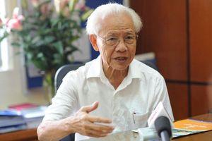 Cựu học sinh khóa đầu trường thực nghiệm nói gì về GS. Hồ Ngọc Đại?