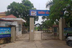 UBND TP Thái Nguyên từ chối cung cấp kết luận vụ hiệu trưởng bị tố gian lận tài chính