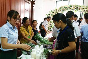 Hà Nội đẩy mạnh liên kết tiêu thụ nông sản, rau an toàn cho nông dân