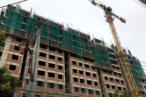 TP.HCM: Sập giàn giáo ở công trình Saigon Homes, 2 công nhân tử nạn