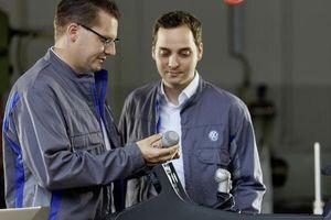 Volkswagen sẽ dùng máy in 3D để sản xuất hàng loạt phụ tùng ôtô
