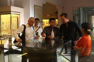 Tăng cường hợp tác trong lĩnh vực bảo tàng giữa Việt Nam - Hàn Quốc