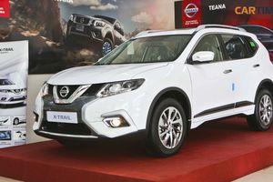 Giá lăn bánh xe Nissan X-Trail V-Series năm 2018