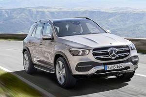 Mercedes-Benz GLE 2019 trình làng với hàng tá công nghệ tiên tiến