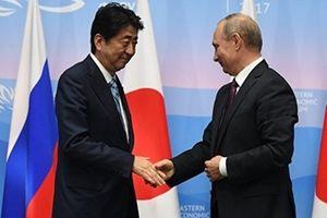 Nga và Nhật Bản sắp ký hiệp ước hòa bình