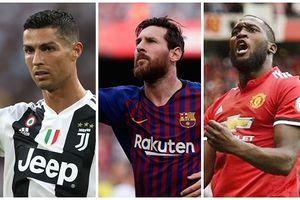 15 tiền đạo xuất sắc nhất năm 2018: Sao MU sánh ngang Messi và Ronaldo