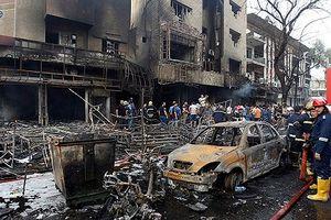 Iraq đánh bom xe, gần 40 người thương vong