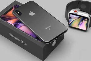 Ngắm thiết kế iPhone XS, Apple Watch Series 4 rò rỉ trước giờ ra mắt