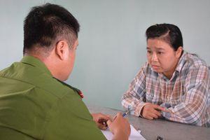 Quảng Nam: Bắt quả tang một phụ nữ bán ma túy trái phép