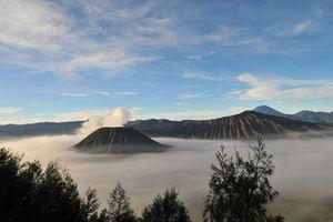 'Đặc sản' núi lửa ở Indonesia
