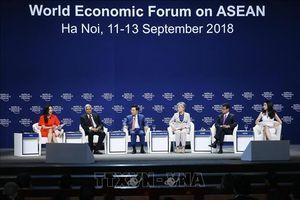 WEF ASEAN 2018: Thảo luận về triển vọng địa chính trị của châu Á
