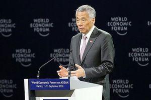 Các nhà lãnh đạo ASEAN chia sẻ quan điểm về kỷ nguyên cách mạng công nghiệp 4.0