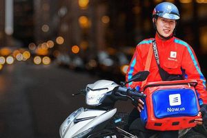 Now của Foody tuyển tài xế đi xe tay ga chở khách, cạnh tranh cùng Grab, Go-Viet