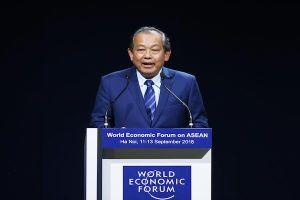 WEF ASEAN: Tinh thần doanh nghiệp và Cách mạng công nghiệp 4.0