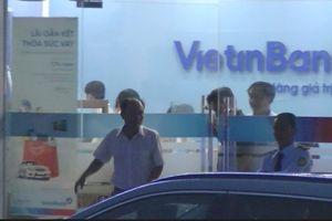 1 chi nhánh ngân hàng ở Tiền Giang bị cướp