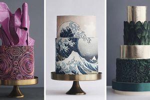 Khi bánh kem trở thành những tác phẩm nghệ thuật đương đại