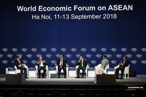 Diễn đàn Kinh tế Thế giới về ASEAN (WEF ASEAN) 2018: ASEAN sẽ là trung tâm đổi mới, sáng tạo