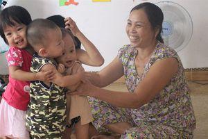 Nơi 77 sinh linh bé nhỏ đã chào đời trong những nụ cười pha lẫn nước mắt