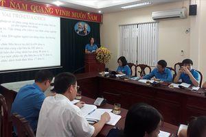 LĐLĐ tỉnh Bắc Ninh: Doanh nghiệp tổ chức tốt bếp ăn tập thể là thể hiện sự quan tâm sức khỏe người lao động