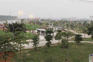 Xẻ 17.000m2 công viên làm sân tập golf: Thanh tra toàn diện
