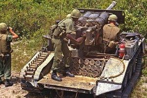 Pháo chống tăng nhảy dù ít biết trong chiến tranh Việt Nam
