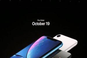 Đây là bảng giá của bộ ba iPhone Xs, Xs Max và Xr vừa trình làng
