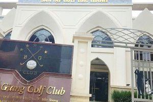 Thanh tra việc 'xẻ thịt' công viên làm sân golf