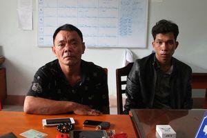 Hai tên trộm trong bệnh viện 'đi đêm' gặp công an