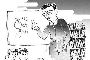 Người giáo viên tiểu học