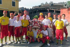 Về Hội An xem múa Thiên Cẩu...