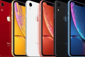 Apple ra mắt nhiều iPhone mới