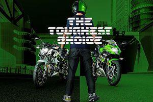 Kawasaki 'nhá hàng' môtô giá rẻ Ninja 125 và Z125