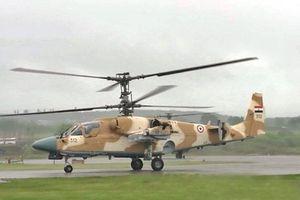 'Cá sấu sông Nile' trở thành trực thăng mạnh nhất tại Châu Phi