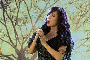 Kavie Trần - mang yêu thương trong từng tiếng hát