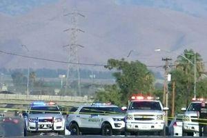 Xả súng tại California (Mỹ): 6 người thiệt mạng