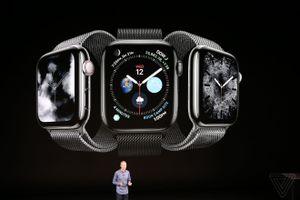 Apple Watch Series 4 ra mắt: Nhiều tính năng 'độc', giá từ hơn 9 triệu
