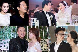 Những đám cưới được thông báo 'phút chót' của showbiz Việt