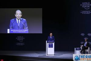 WEF ASEAN 2018 : ngày hội giao lưu các ý tưởng sáng tạo