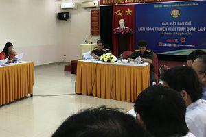 318 tác phẩm tham dự Liên hoan truyền hình toàn quân