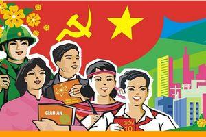 Hà Nội tổ chức thi sáng tác tranh cổ động phục vụ tuyên truyền chính trị 6 tháng đầu năm 2019