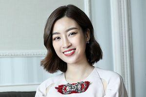 Hoa hậu Ðỗ Mỹ Linh: 'Tiếc nuối nhưng sẵn sàng chuyển giao vương miện'