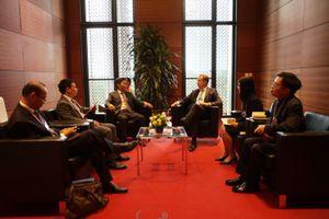 Mở rộng hợp tác với WEF trong lĩnh vực năng lượng mới