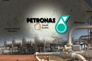Petronas có thể đầu tư vào các lô dầu ở Nam Sudan