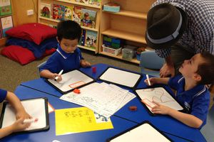 Trường học Úc dạy chữ, âm, đọc cho trẻ thế nào?