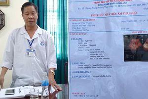 Thai phụ suýt mất con: BV kết luận bác sĩ dùng từ 'chưa nhuần nhuyễn'