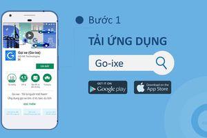 Thêm ứng dụng gọi xe cạnh tranh với Grab, Go-Viet
