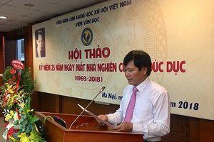 Đỗ Đức Dục: Bản lĩnh của thế hệ trí thức vàng Việt Nam