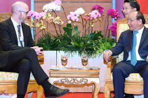 Thủ tướng đề nghị Facebook cần có trách nhiệm với hơn 60 triệu tài khoản tại Việt Nam